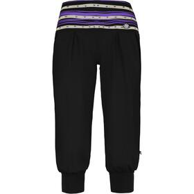 E9 Luna 3/4 Pants Damen black